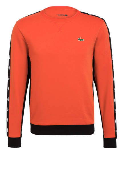LACOSTE Sweatshirt , Farbe: ROT/ SCHWARZ (Bild 1)
