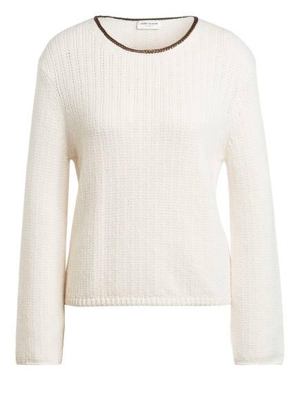 SAINT LAURENT Pullover , Farbe: ECRU (Bild 1)