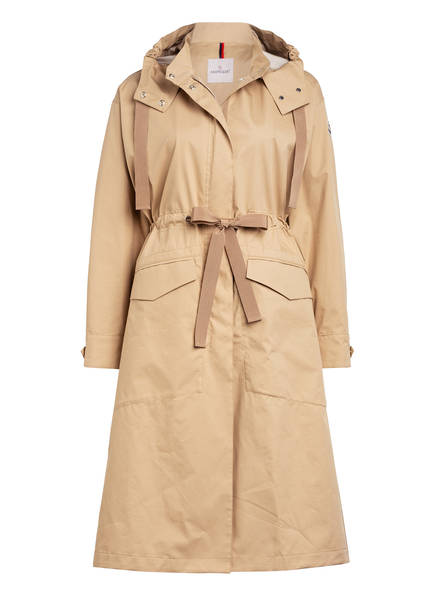 MONCLER Trenchcoat, Farbe: BEIGE (Bild 1)