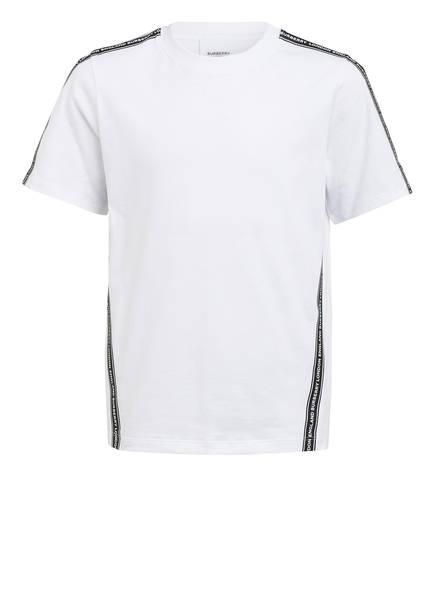 BURBERRY T-Shirt , Farbe: WEISS/ SCHWARZ (Bild 1)