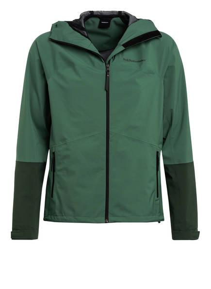 Peak Performance Outdoor-Jacke NIGHT BREAK, Farbe: GRÜN (Bild 1)