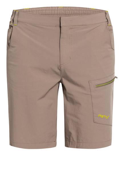 me°ru' Outdoor-Shorts KAPONGA, Farbe: TAUPE (Bild 1)