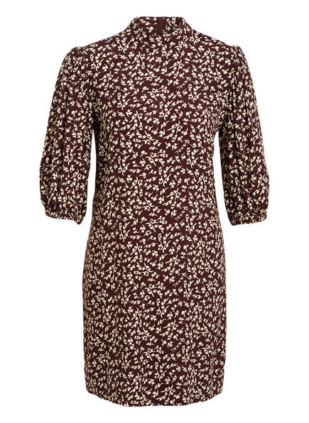 GANNI Kleid , Farbe: BRAUN/ ECRU (Bild 1)
