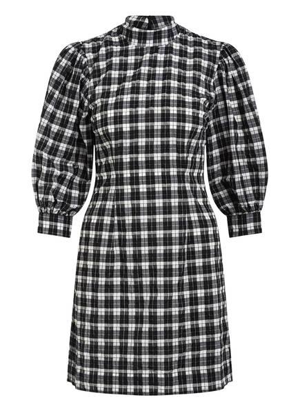 GANNI Kleid , Farbe: SCHWARZ/ WEISS (Bild 1)