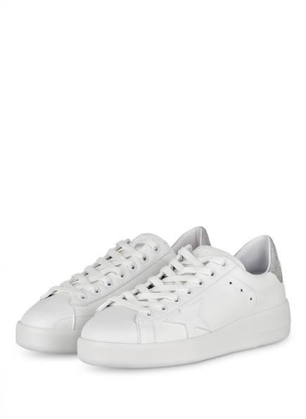 GOLDEN GOOSE Sneaker PURE STAR , Farbe: WEISS (Bild 1)