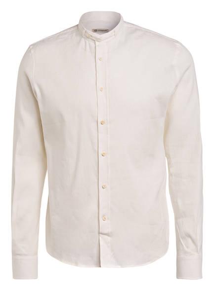 Gottseidank Trachtenhemd LENZ mit Leinen, Farbe: ECRU (Bild 1)