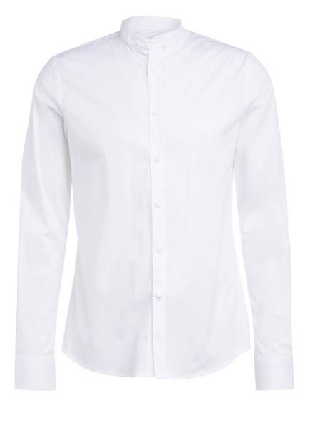 Gottseidank Trachtenhemd LENZ , Farbe: WEISS (Bild 1)