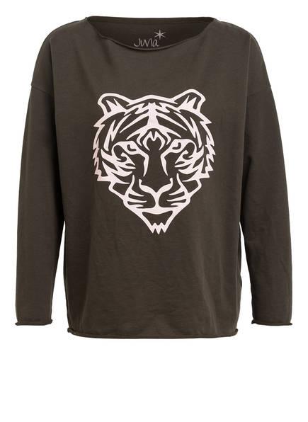Juvia Oversized-Sweatshirt JUVIA, Farbe: DUNKELGRÜN (Bild 1)