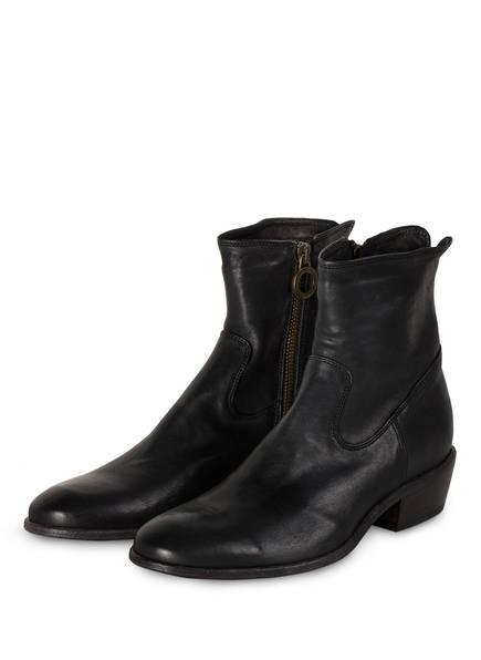 FIORENTINI + BAKER Cowboy Boots CHANCE, Farbe: SCHWARZ (Bild 1)