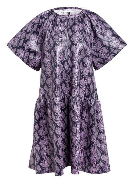 STAND STUDIO Oversized-Kleid KAITLYN, Farbe: LILA/ DUNKELLILA (Bild 1)