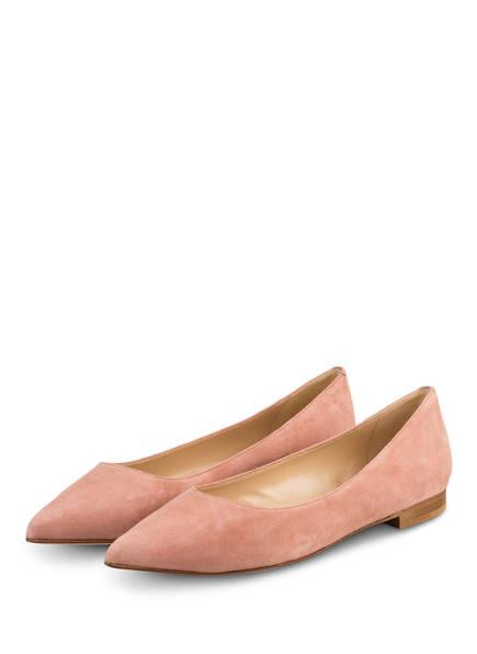 FABIO RUSCONI Ballerinas, Farbe: ROSE (Bild 1)