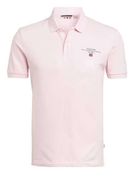 NAPAPIJRI Piqué-Poloshirt ELBAS, Farbe: ROSE (Bild 1)