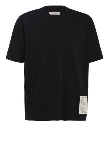 PREACH Oversized-Shirt, Farbe: SCHWARZ (Bild 1)