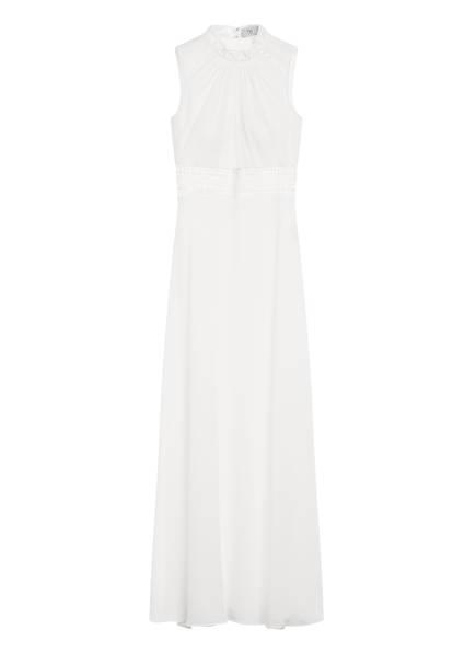 VM VERA MONT Abendkleid mit Spitze, Farbe: WEISS (Bild 1)