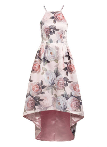 Chi Chi LONDON Abendkleid, Farbe: ROSÉ/ GRÜN (Bild 1)