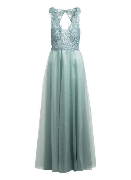 Suddenly Princess Abendkleid, Farbe: DUNKELMINT (Bild 1)