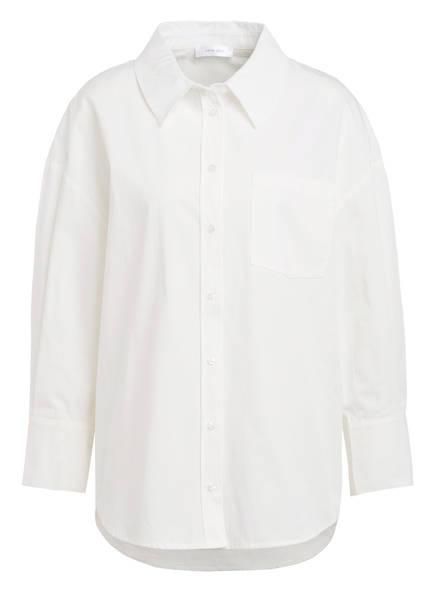 ANINE BING Hemdbluse MIKA , Farbe: WEISS (Bild 1)