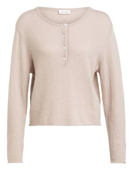 American Vintage Pullover, Farbe: HELLBEIGE (Bild 1)