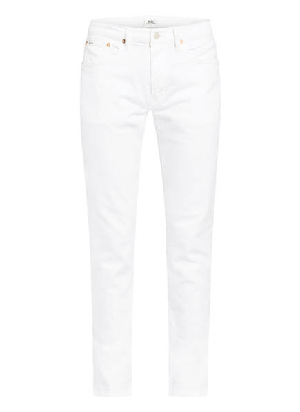 POLO RALPH LAUREN Jeans SULLIVAN Slim Fit , Farbe: 001 HDN WHITE STRETCH (Bild 1)