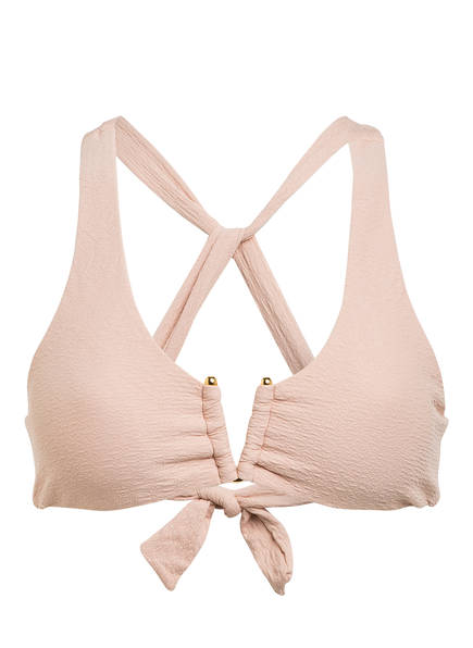 PILYQ Neckholder-Bikini-Top PINK SANDS , Farbe: NUDE (Bild 1)