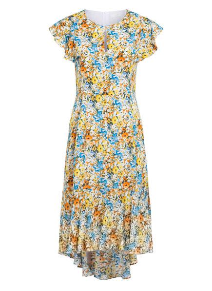 rich&royal Kleid, Farbe: WEISS/ BLAU/ GELB (Bild 1)