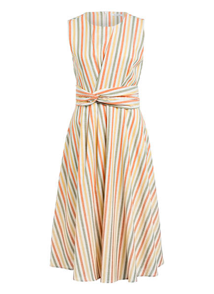 rich&royal Kleid, Farbe: WEISS/ OLIV/ ORANGE (Bild 1)