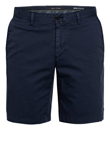 Marc O'Polo Chino-Shorts Slim Fit, Farbe: DUNKELBLAU (Bild 1)
