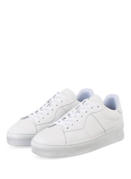 FILLING PIECES Sneaker LIGHT PLAIN COURT, Farbe: 0 ALL WHITE (Bild 1)