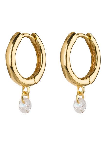 KURSHUNI Ohrringe GLINT , Farbe: GOLD (Bild 1)