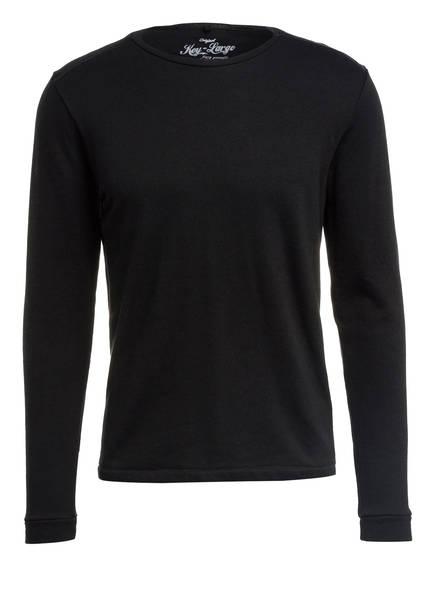KEY LARGO Sweatshirt LEVEL, Farbe: SCHWARZ (Bild 1)