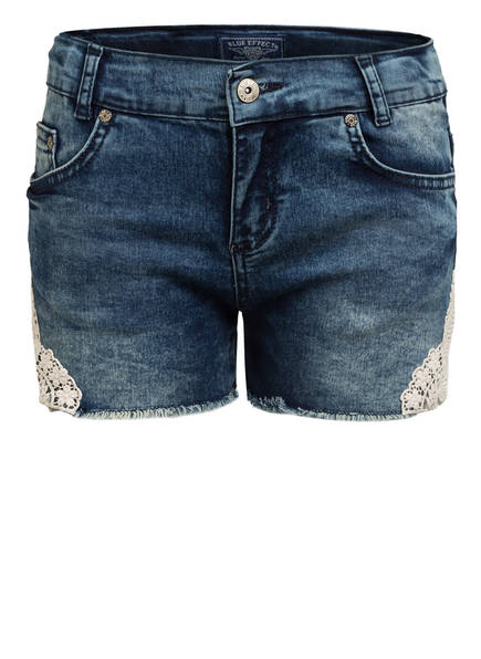 BLUE EFFECT Jeans-Shorts, Farbe: 9870 BLUE DENIM (Bild 1)