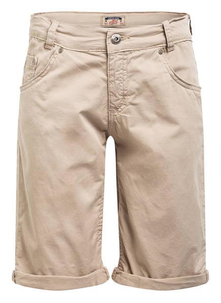 BLUE EFFECT Shorts, Farbe: BEIGE (Bild 1)