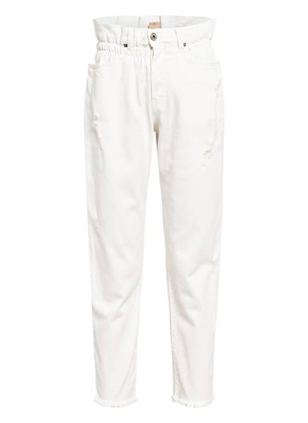 Dixie Boyfriend Jeans, Farbe: BIANCO (Bild 1)