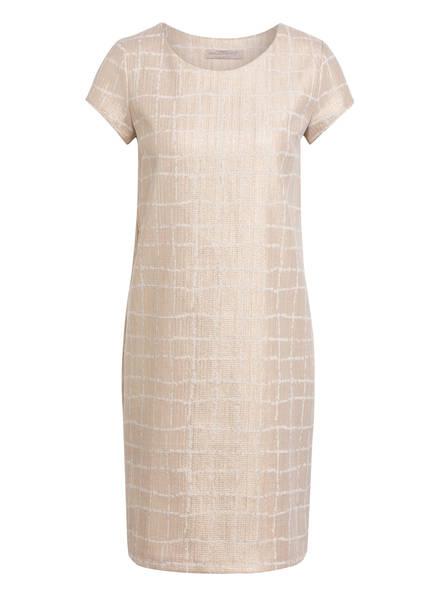 RINASCIMENTO Kleid mit Glitzergarn, Farbe: BEIGE (Bild 1)