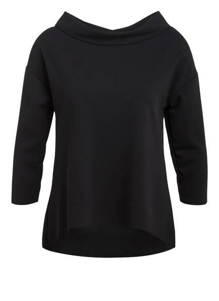RINASCIMENTO Blusenshirt mit 3/4-Arm, Farbe: SCHWARZ (Bild 1)
