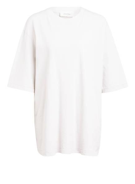 American Vintage Kleid ZERITOWN mit 3/4-Arm, Farbe: HELLGRAU  (Bild 1)