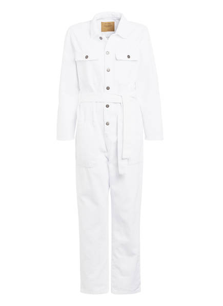 American Vintage Jumpsuit TINE, Farbe: WHITE (Bild 1)