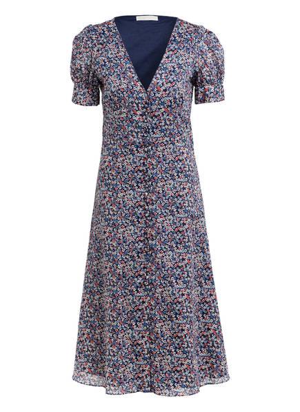 MICHAEL KORS Kleid, Farbe: BLAU/ WEISS/ LACHS (Bild 1)