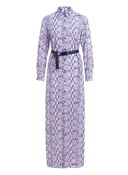 MICHAEL KORS Hemdblusenkleid, Farbe: HELLLILA/ DUNKELLILA (Bild 1)