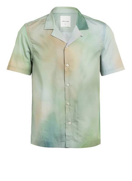 WOOD WOOD Resorthemd BRANDON Comfort Fit, Farbe: GRÜN (Bild 1)