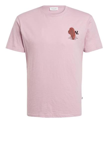 WOOD WOOD T-Shirt SLATER, Farbe: HELLLILA (Bild 1)