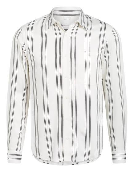 sandro Hemd Regular Fit, Farbe: ECRU/ SCHWARZ GESTREIFT (Bild 1)