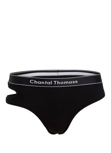 Chantal Thomass String 211 HONORÉ, Farbe: SCHWARZ (Bild 1)
