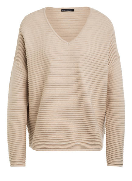 ONE MORE STORY Pullover, Farbe: BEIGE (Bild 1)