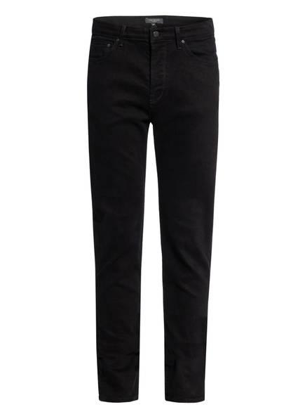 TED BAKER Jeans TELENAR Tapered Fit, Farbe: SCHWARZ (Bild 1)