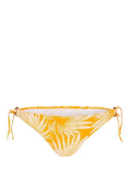 Chantelle Bikini-Hose BAMBOO, Farbe: GELB/ WEISS (Bild 1)
