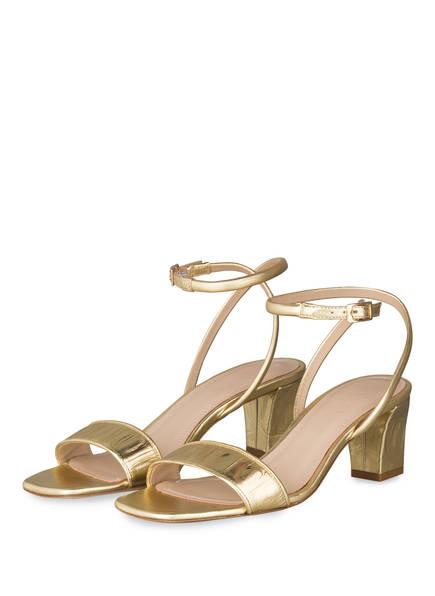 sandro Sandaletten, Farbe: GOLD (Bild 1)