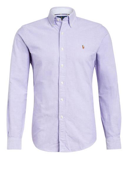 POLO RALPH LAUREN Hemd Slim Fit, Farbe: HELLLILA (Bild 1)