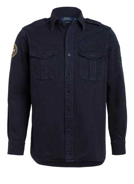 POLO RALPH LAUREN Hemd Classic Fit, Farbe: DUNKELBLAU (Bild 1)