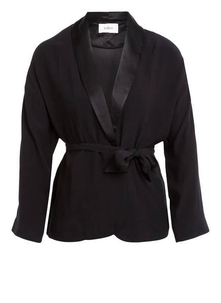 ba&sh Blazer-Jacke SUGAR mit 3/4-Arm, Farbe: SCHWARZ (Bild 1)